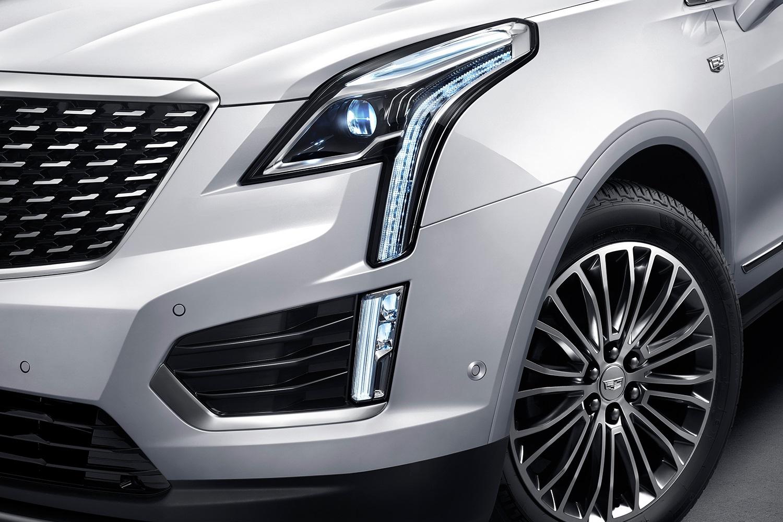 2020 Cadillac XT5 Refresh Officially Debuts