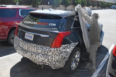 2019 Cadillac XT5 refresh spy pictures - July 2018 - exterior 004