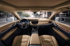 2020 Cadillac XT5 China interior 001 cockpit