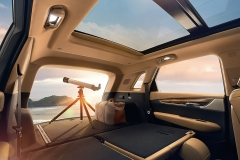 2020 Cadillac XT5 China interior 003 trunk cargo space