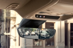 2020 Cadillac XT5 China interior 004 Rear Camera Mirror