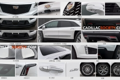 2020 Cadillac XT5 Leak - January 2018 - China 005