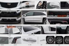 2020 Cadillac XT5 Leak - January 2018 - China 005