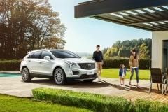 2020 Cadillac XT5 Premium Luxury China exterior 001