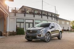 2020 Cadillac XT5 Premium Luxury Exterior Press 0001