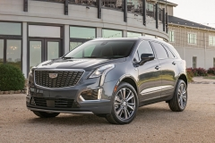 2020 Cadillac XT5 Premium Luxury Exterior Press 0002