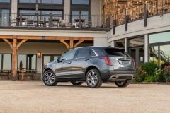 2020 Cadillac XT5 Premium Luxury Exterior Press 0003