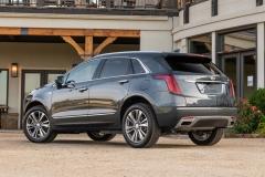 2020 Cadillac XT5 Premium Luxury Exterior Press 0004