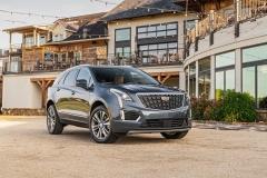 2020 Cadillac XT5 Premium Luxury Exterior Press 0005
