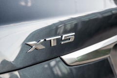 2020 Cadillac XT5 Premium Luxury Exterior Press 0008