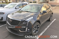2020 Cadillac XT5 Refresh Exterior Spy Shots May 2019 001
