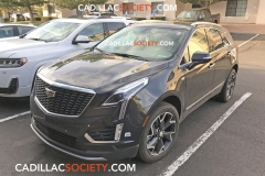 2020 Cadillac XT5 Refresh Exterior Spy Shots May 2019 002