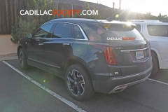 2020 Cadillac XT5 Refresh Exterior Spy Shots May 2019 004