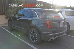 2020 Cadillac XT5 Refresh Exterior Spy Shots May 2019 004