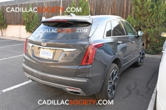 2020 Cadillac XT5 Refresh Exterior Spy Shots May 2019 005