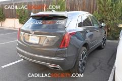 2020 Cadillac XT5 Refresh Exterior Spy Shots May 2019 005