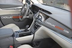 2020 Cadillac XT5 Refresh Interior Spy Shots May 2019 001
