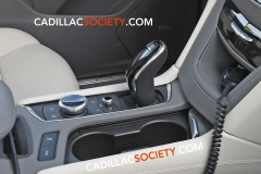 2020 Cadillac XT5 Refresh Interior Spy Shots May 2019 004