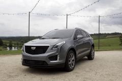 2020-Cadillac-XT5-Sport-400-Exterior-XT6-Drive-Event-003-front-three-quarters