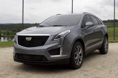 2020-Cadillac-XT5-Sport-400-Exterior-XT6-Drive-Event-004-front-three-quarters