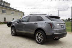 2020-Cadillac-XT5-Sport-400-Exterior-XT6-Drive-Event-008-rear-three-quarters