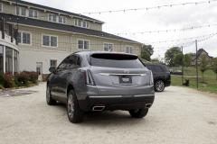 2020-Cadillac-XT5-Sport-400-Exterior-XT6-Drive-Event-010-rear-three-quarters