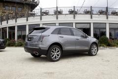 2020-Cadillac-XT5-Sport-400-Exterior-XT6-Drive-Event-014-rear-three-quarters
