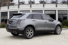 2020-Cadillac-XT5-Sport-400-Exterior-XT6-Drive-Event-015-rear-three-quarters