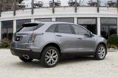 2020-Cadillac-XT5-Sport-400-Exterior-XT6-Drive-Event-015-rear-three-quarters