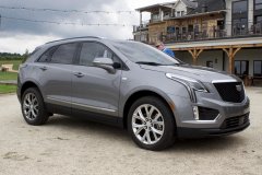 2020-Cadillac-XT5-Sport-400-Exterior-XT6-Drive-Event-018-front-three-quarters
