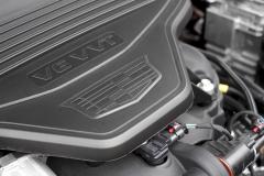 2020-Cadillac-XT5-Sport-400-Exterior-XT6-Drive-Event-3.6L-V6-LGX-Engine-003-Cadillac-logo-V6-VVT-letters