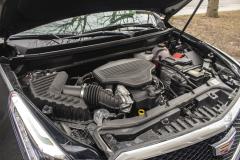 2020-Cadillac-XT5-Sport-Engine-Bay-3.6L-V6-LGX-Engine