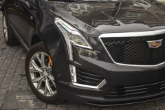 2020-Cadillac-XT5-Sport-Exterior-012-front-end-headlamp-grille-Cadillac-logo