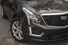 2020-Cadillac-XT5-Sport-Exterior-012-front-end-headlamp-grille-Cadillac-logo