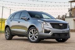 2020 Cadillac XT5 Sport Exterior Press 0002