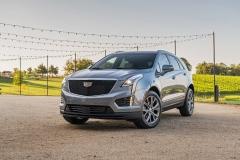 2020 Cadillac XT5 Sport Exterior Press 0003