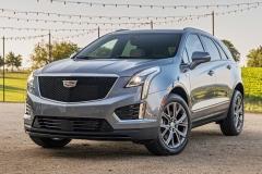 2020 Cadillac XT5 Sport Exterior Press 0004