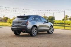 2020 Cadillac XT5 Sport Exterior Press 0005