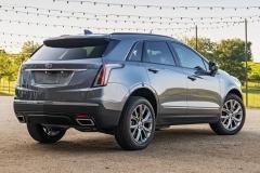 2020 Cadillac XT5 Sport Exterior Press 0006