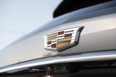 2020 Cadillac XT5 Sport Exterior Press 0009