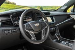 2020 Cadillac XT5 Sport Interior Press 0001