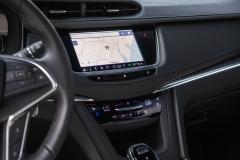 2020 Cadillac XT5 Sport Interior Press 0002