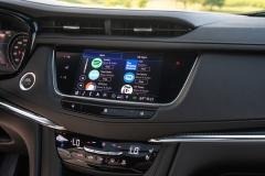 2020 Cadillac XT5 Sport Interior Press 0004