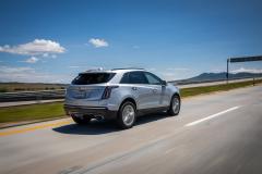 2020-Cadillac-XT5-Sport-Media-Drive-Mexico-Exterior-011-rear-three-quarters-on-highway