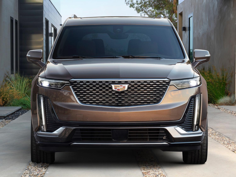 2017 Cadillac Xt5 Premium Luxury >> 2020 Cadillac XT6 To Feature Identical Interior To XT5