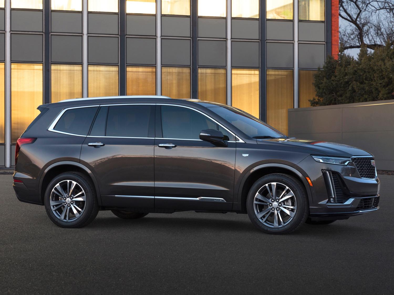 2020 Cadillac XT6 Pictures, Photos, Images, Spy Shots