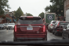 2020-Cadillac-XT6-Exterior-XT6-Drive-001-Red-Horizon-Tintcoat-on-road