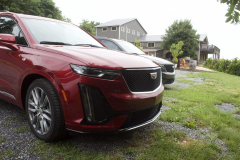 2020-Cadillac-XT6-Exterior-XT6-Drive-004-Red-Horizon-Tintcoat-and-Dark-Mocha-Metallic-at-winery