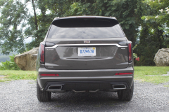 2020-Cadillac-XT6-Exterior-XT6-Drive-005-Dark-Mocha-Metallic-rear-end