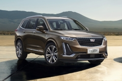 2020 Cadillac XT6 Premium Luxury China exterior 001